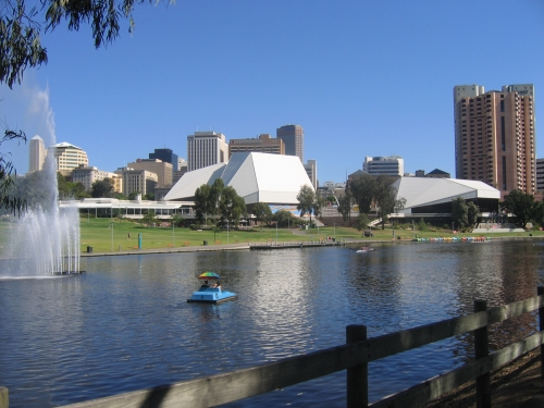 Adelaide Torrens and Festival Centre